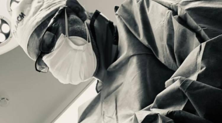 Cirugía percutánea de pies antes y después