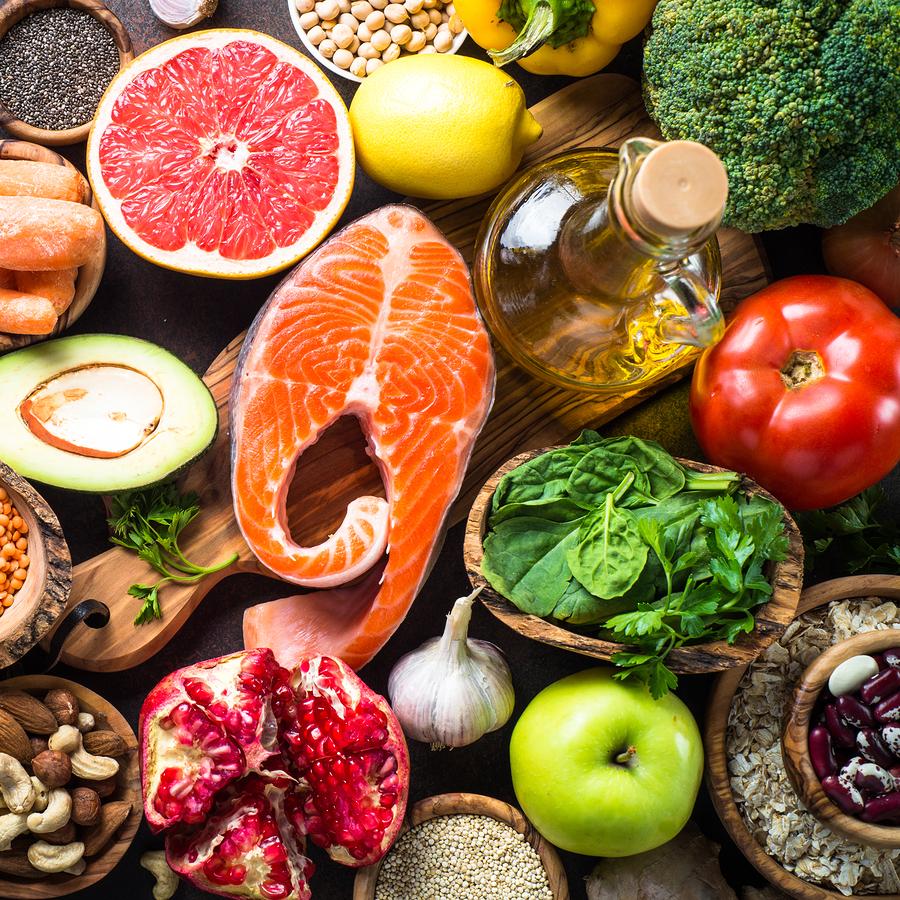 Nutricion Adecuada y coherente