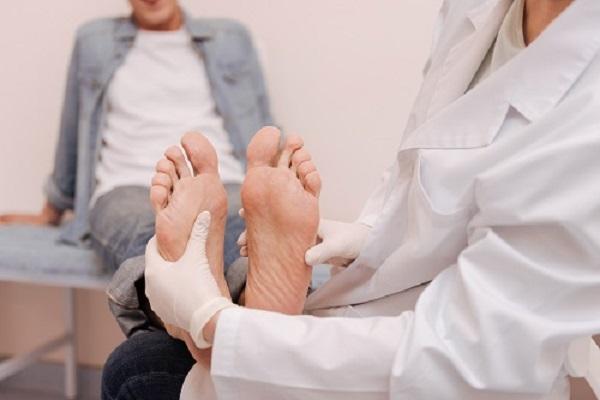 Atencion de patologias de tobillo y pie Villa Urquiza