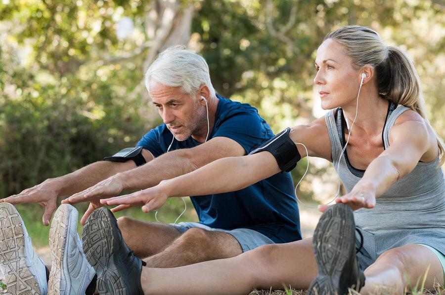 Prevencion de lesiones Deportivas con elongacion