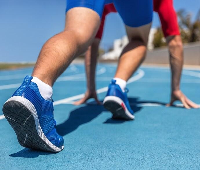 Calzado adecuado deportivo